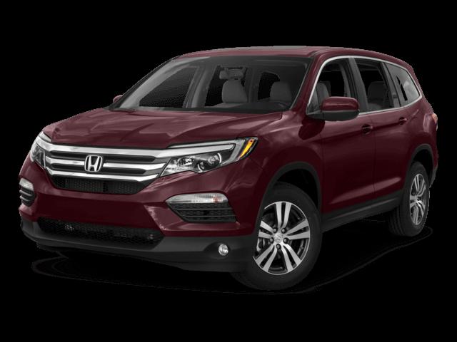 New 2017 Honda Pilot EX-L AWD