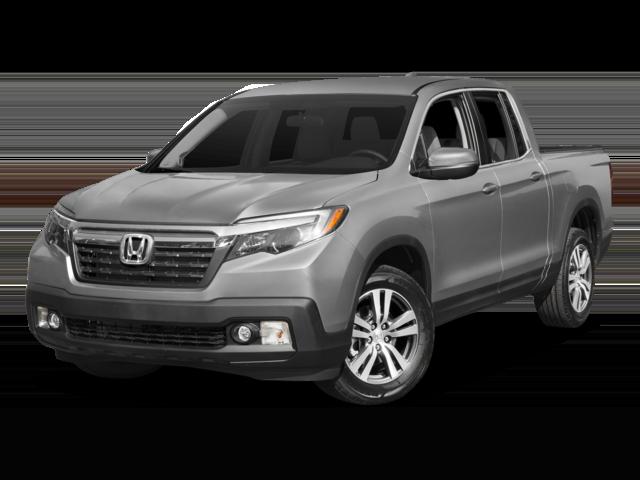 New 2018 Honda Ridgeline RTL 4WD