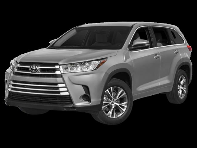 Gray 2019 Toyota Highlander