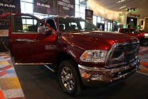 here is a closer look at the 2017 ram 2500 truck olathe dodge chrysler jeep ram. Black Bedroom Furniture Sets. Home Design Ideas