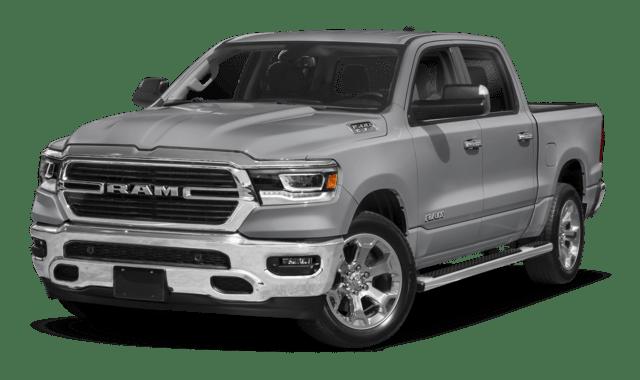 2019 Ram 1500 Crew Cab