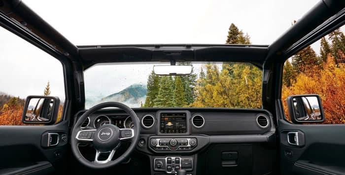 2018 Jeep Wrangler Dimensions