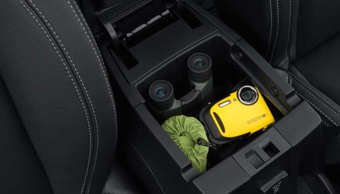 2018 Jeep Wrangler Interior Storage Convenience