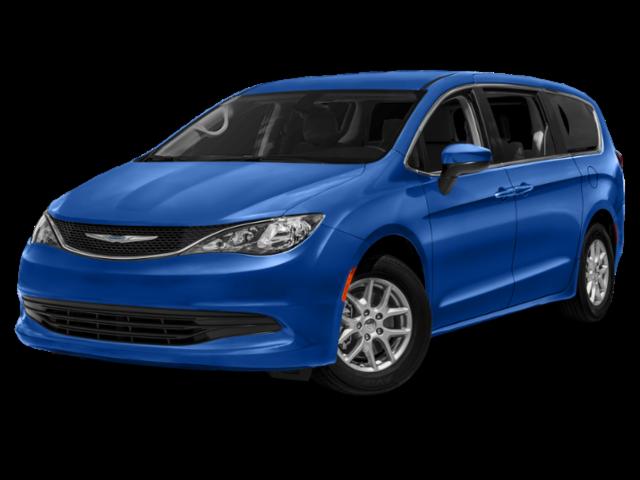 Blue 2019 Chrysler Pacifica