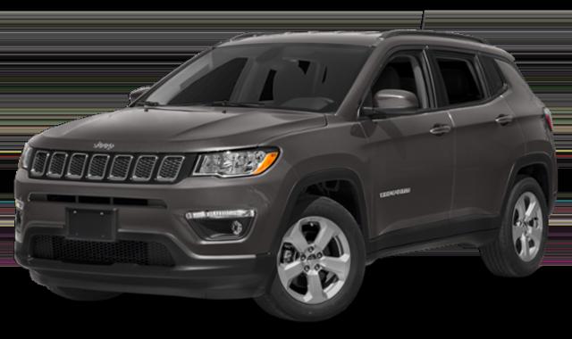 Brownish gray 2019 Jeep Compass