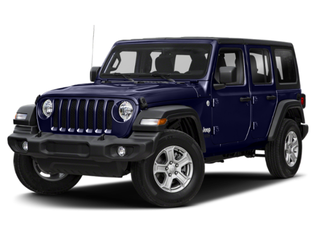 2020 Wrangler Unlimited