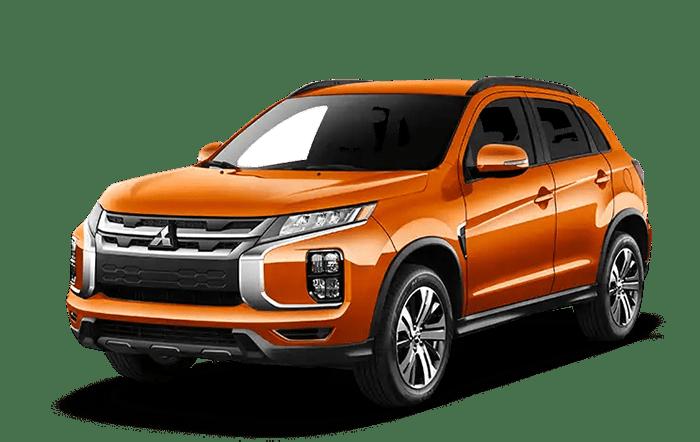 2020 Mitsubishi Outlander Sport Orange