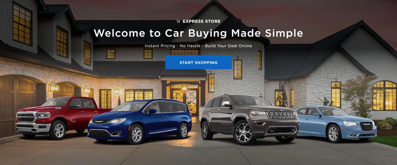 Oxmoor Chrysler Dodge Jeep Ram | Louisville, KY Dealership