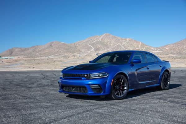2020 Blue Dodge Charger | Oxmoor Chrysler