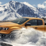 2020 Ford Ranger in Snow | Oxmoor Ford
