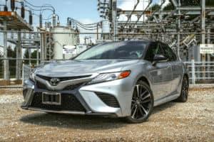 2018 Toyota Camry XSE FWD 4D Sedan