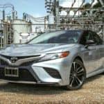 new 2018 Toyota Camry XSE FWD 4D Sedan