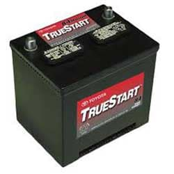 Genuine Toyota Battery