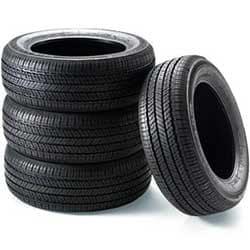 Genuine Toyota Tires
