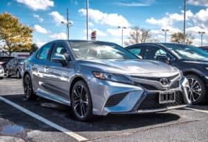 New 2019 Toyota Camry XSE FWD 4D Sedan: http://bit.ly/2A4ZIB7