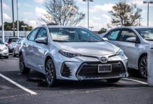 New 2019 Toyota Corolla SE FWD 4D Sedan: http://bit.ly/2CnDvjj