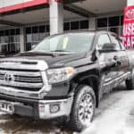 Pre-Owned 2016 Toyota Tundra SR5 4D Double Cab
