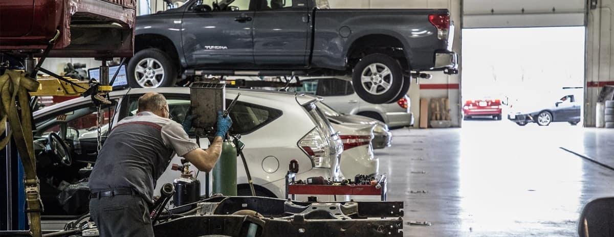 Toyota Maintenance Guide