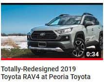 Re-designed 2019 RAV4