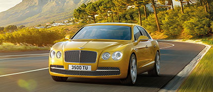 Lease a 2016 Bentley Flying Spur V8