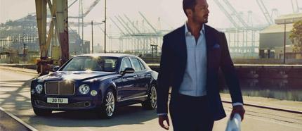 Lease a 2016 Bentley Mulsanne