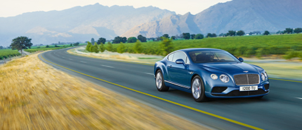 Lease a 2016 Bentley Continental GT V8