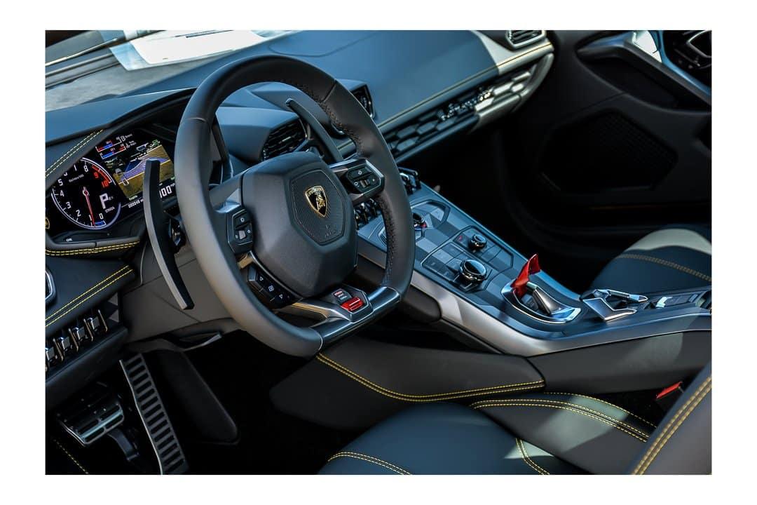 ... Lamborghini Huracan Technology