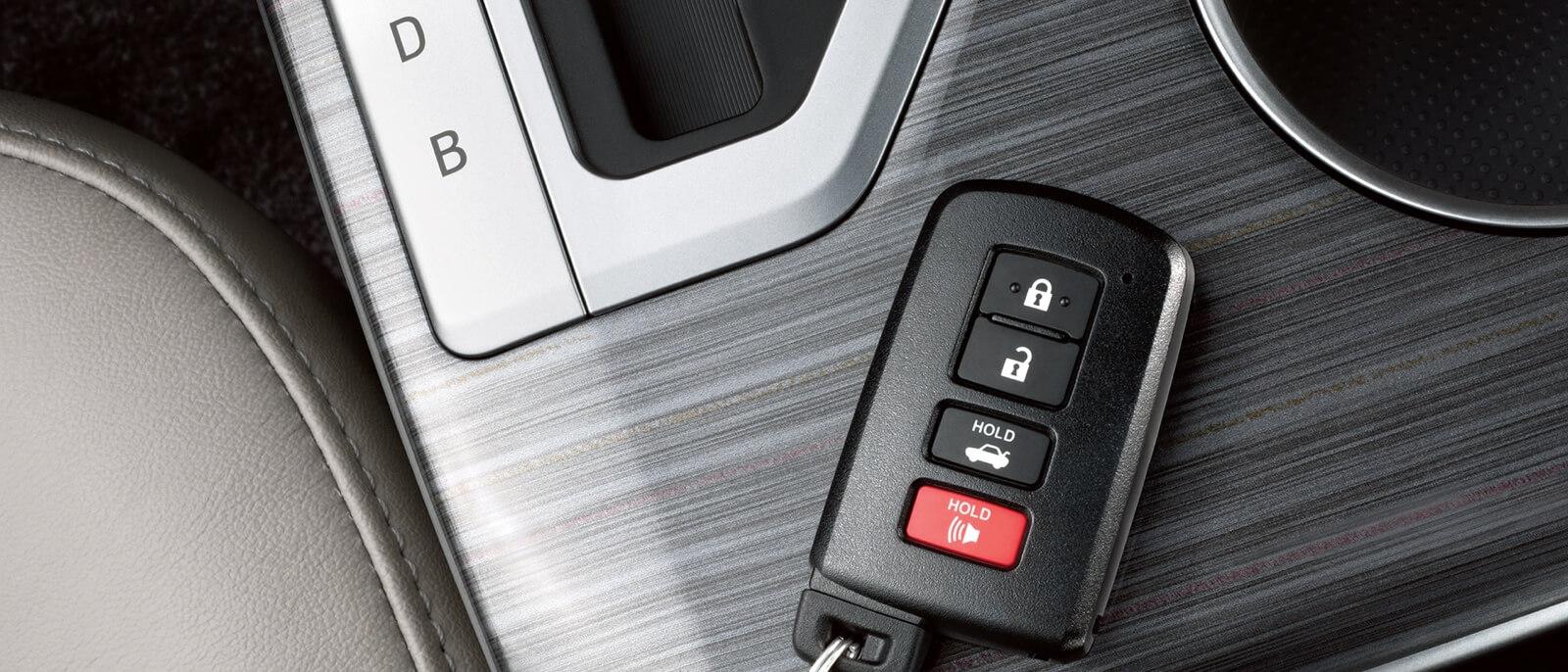 2015 Toyota Camry Key