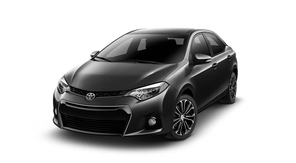 2015 Toyota Corolla profile