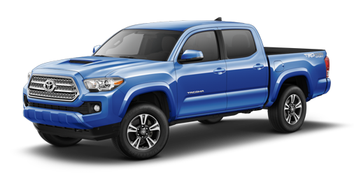 2018 Tacoma for under $10 a day!