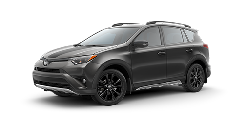 2018 RAV4 for under $7 a day!