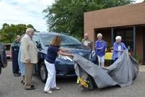 Toyota Presents Sienna Mobility Vehicle to Verde Valley