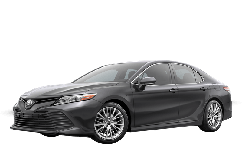 2018 DI Camry Model Page Header