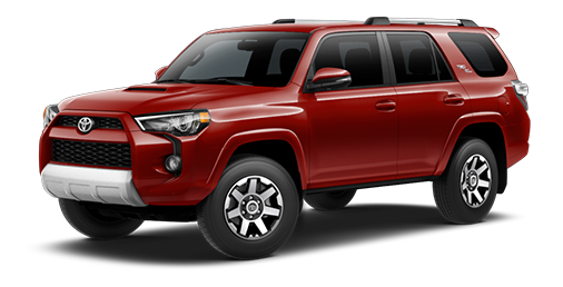 2018 4Runner for about $11 a day!