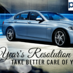Car Maintenance New Years Resolution Idea