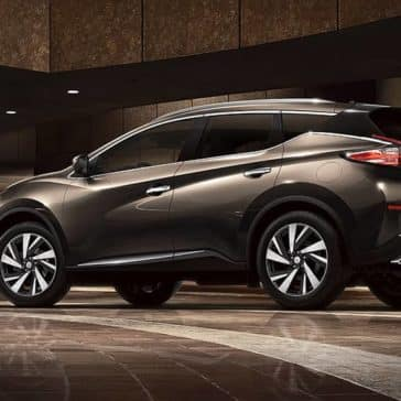 2018 Nissan Murano profile view