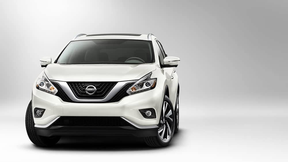 2018 Nissan Murano front view