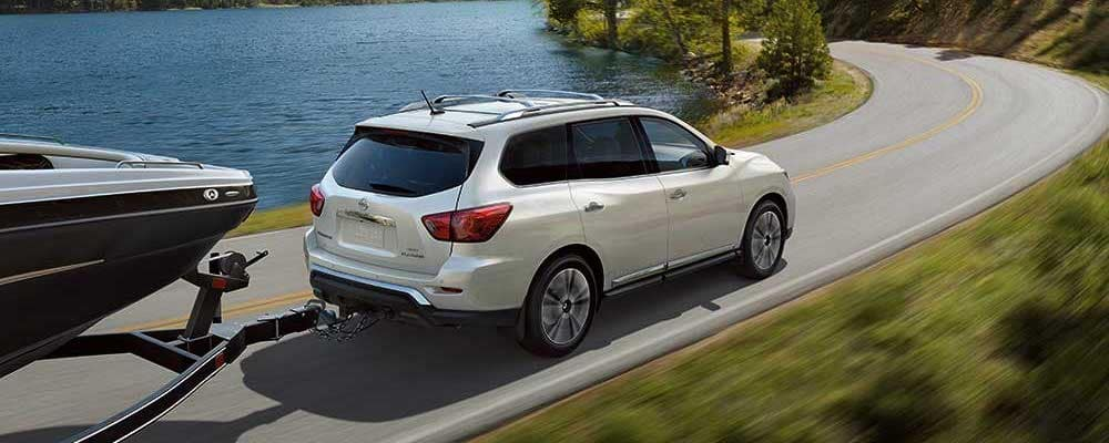 2018 Nissan Pathfinder Towing Capacity | Nissan Pathfinder Towing