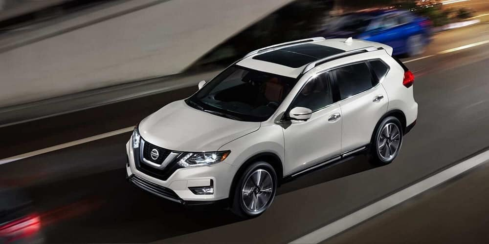 2019 Nissan Rogue performance