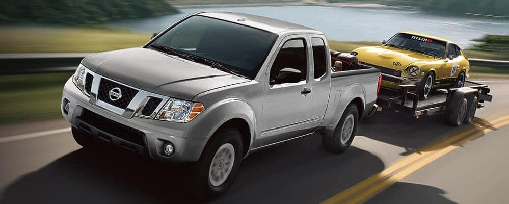 2019 Nissan Frontier Towing Capacity | Frontier Payload and