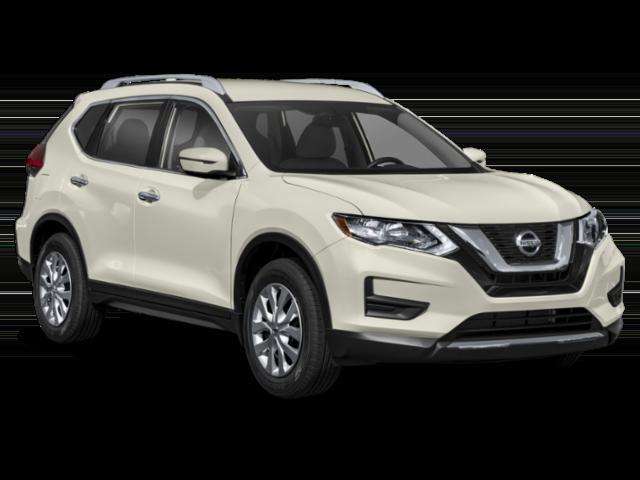 2020 Nissan Rogue Comparison Image