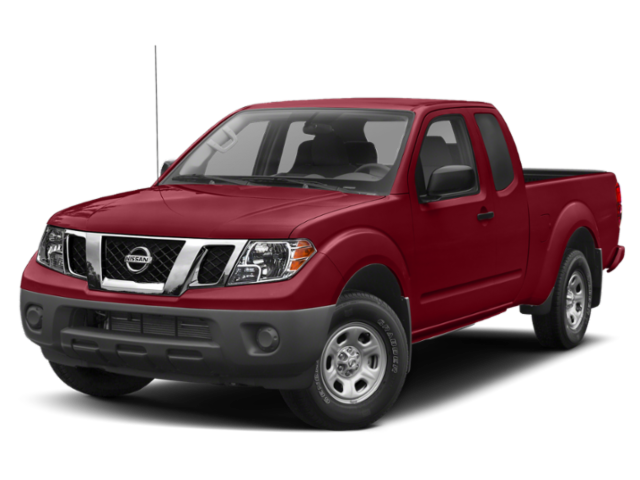2020 Nissan Frontier exterior image