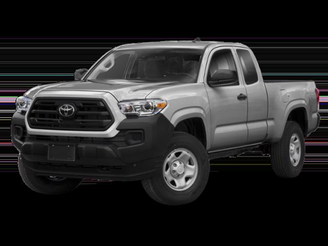 2020 Toyota Tacoma exterior image