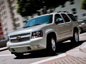 Chevrolet Tahoe in Massachusetts