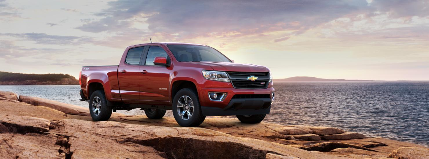 New Chevy Colorado Lease Deals | Quirk Chevrolet near ...