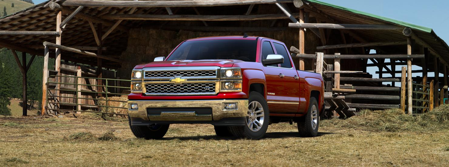 List Of Chevy Trucks