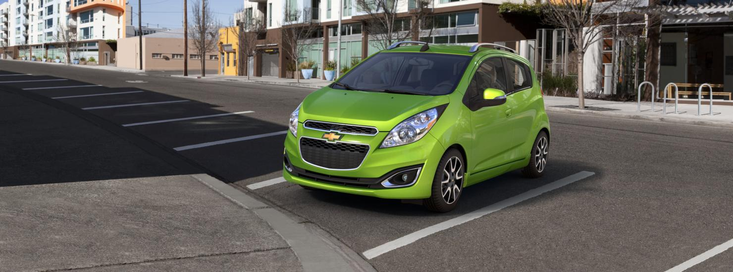 New Chevy Spark Lease Deals | Quirk Chevrolet near Boston MA