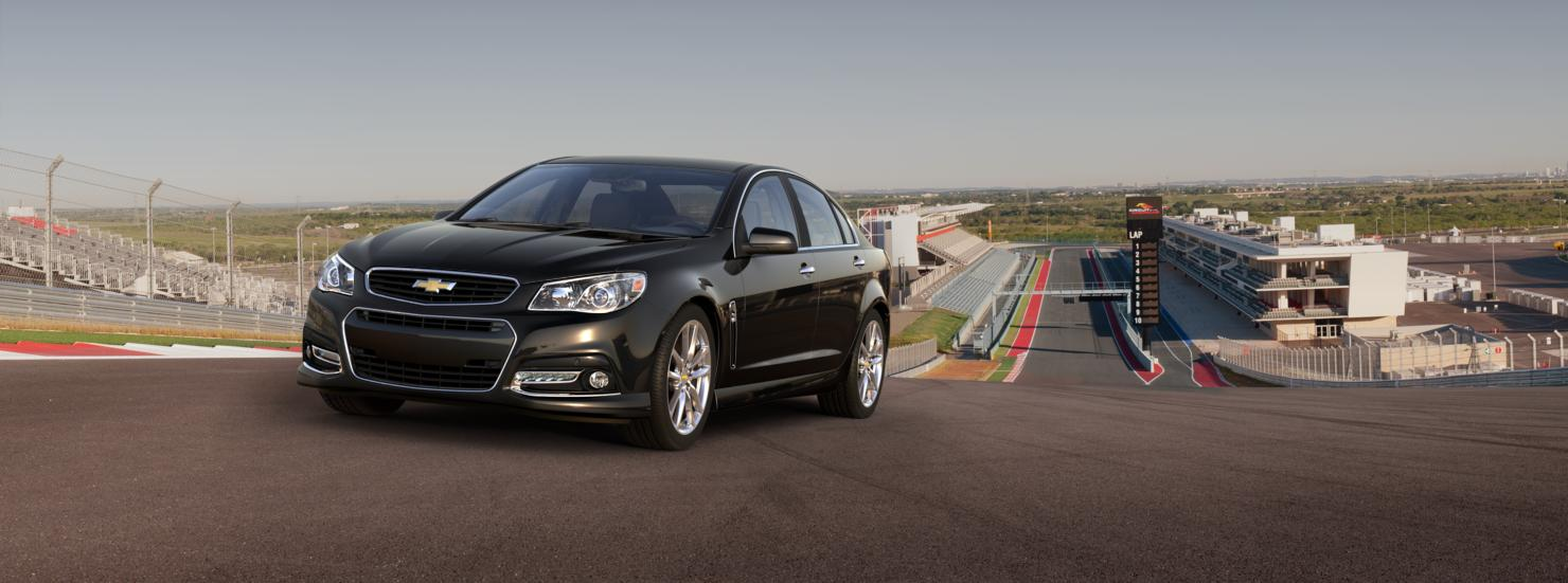 New Chevy SS Lease Deals | Quirk Chevrolet near Boston MA