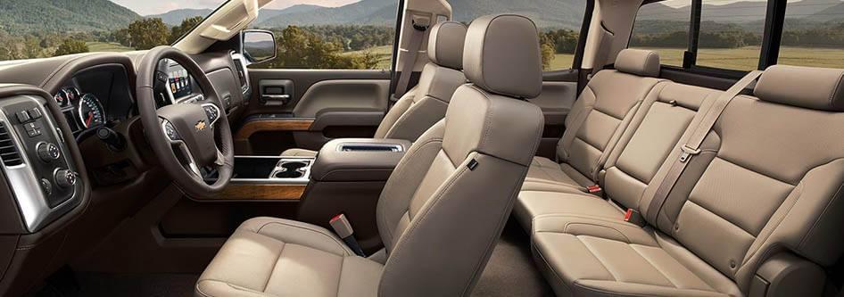 New Chevy SIlverado 2500HD Lease Deals | Quirk Chevrolet