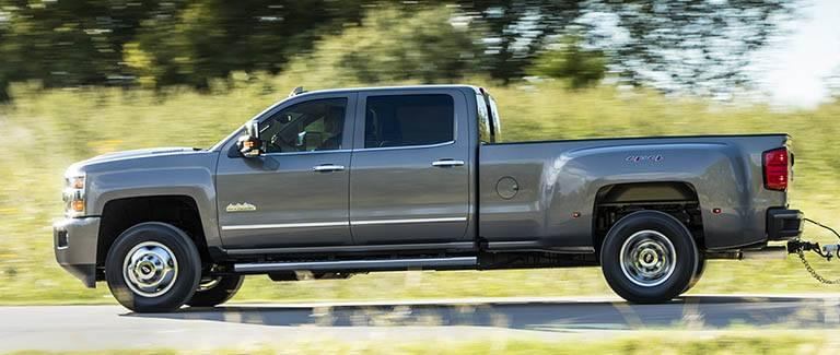 New Chevy SIlverado 3500HD